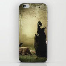 Maiden of the forest iPhone & iPod Skin