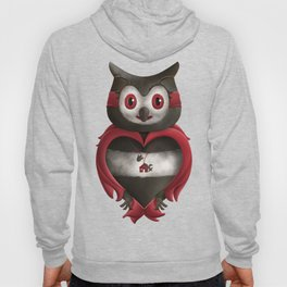 Xavier the Owl Hoody