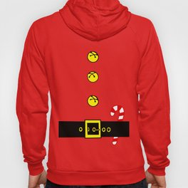 Jolly Elf Costume Hoody
