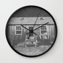 Short Stories Wall Clock