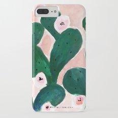 Cactus Bloom iPhone 7 Plus Slim Case