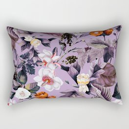 Crocus Petal Rectangular Pillow