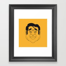 Peter Framed Art Print