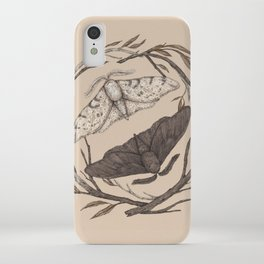 Peppered Moths iPhone Case