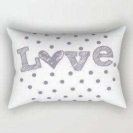 Simply Love Rectangular Pillow