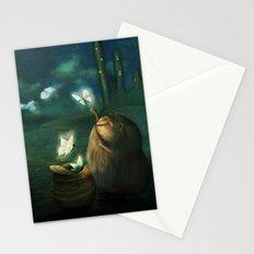 The Moth Basket Stationery Cards