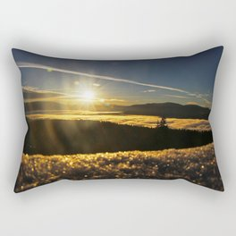 Truckee Sunrise Rectangular Pillow