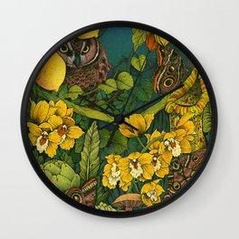 Aureate Wall Clock