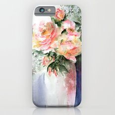 French Roses iPhone 6s Slim Case