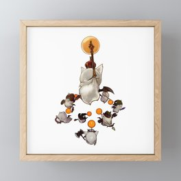 Squad The Moogle Framed Mini Art Print