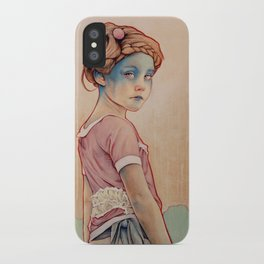 Within White iPhone Case
