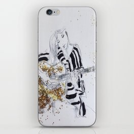 Music is Love iPhone Skin