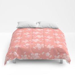 Sakura Pattern Comforters