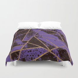 Abstract #989 Duvet Cover