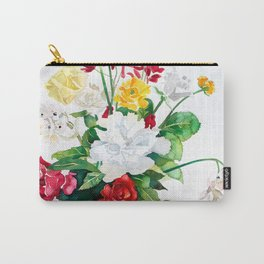 Flowers From My Garden Carry-All Pouch