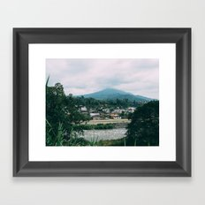 Cumanda Framed Art Print