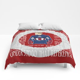 The First Avenger Comforters