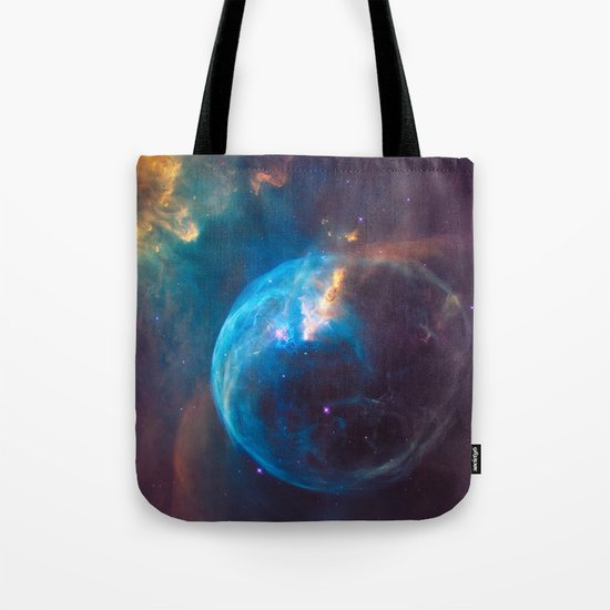 Alpha Centauri Tote Bag