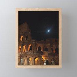 Rome Colosseum Framed Mini Art Print