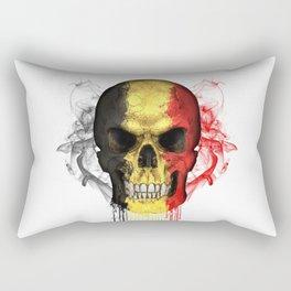 To The Core Collection: Belgium Rectangular Pillow