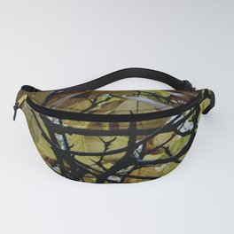 Umbrella Tree ~ Autumn Fanny Pack