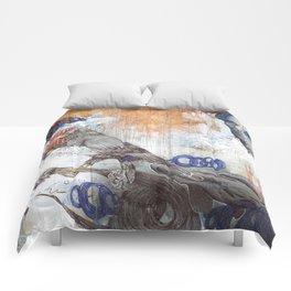 Beardless Woods Comforters