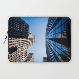 Chicago Buildings Laptop Sleeve