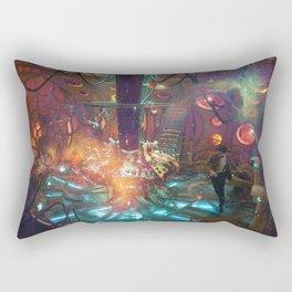 doctor who 009 Rectangular Pillow