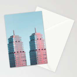 Penthouse Twins Stationery Cards