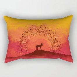 Lord of the Flies Rectangular Pillow