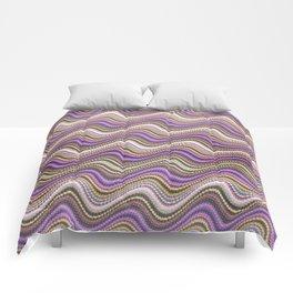 Sueño de olas Comforters