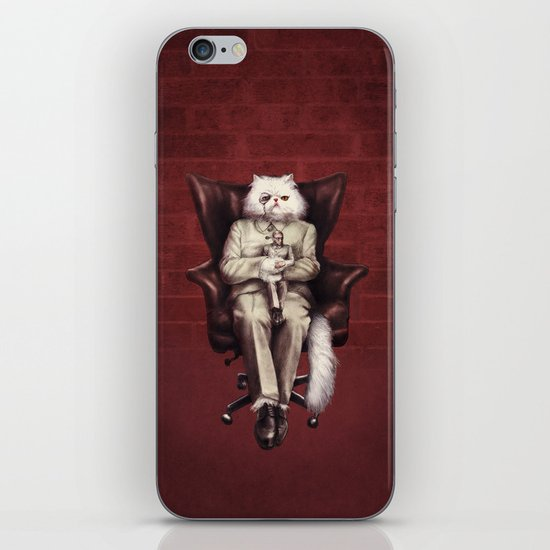 You Only Live Nine Times iPhone & iPod Skin