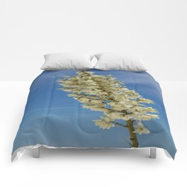 Soap Yucca Blossoms Comforters