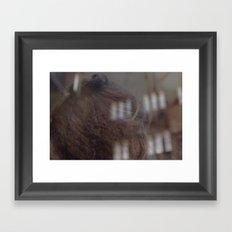 Near Framed Art Print