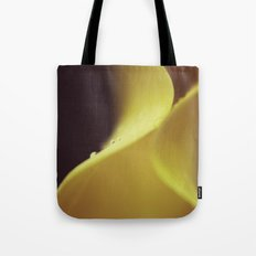 Calla Lilly AbstractII Tote Bag