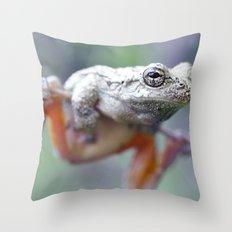 The Acrobat Throw Pillow