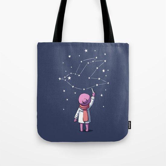 Constellation Tote Bag