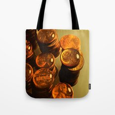 A Penny For Your Thoughts. Tote Bag