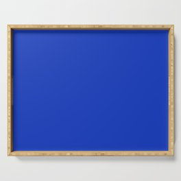 Simply Solid - Cobalt Blue Serving Tray