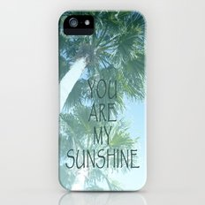 You Are My Sunshine iPhone (5, 5s) Slim Case