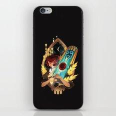 Like It's Written in the Stars - Transistor iPhone & iPod Skin
