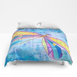 Dragonfly IV Comforters