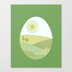 Easter Tale Canvas Print