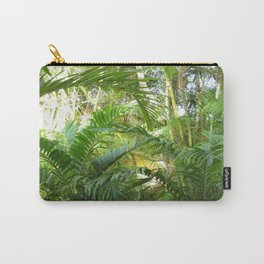 Tropical Garden Paradise 2 Carry-All Pouch