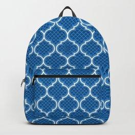 Harem Window (Lapis Blue) Backpack