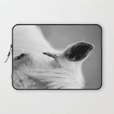 The White Horse Laptop Sleeve