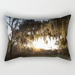 The Most Beautiful Majestic Afternoon Rectangular Pillow