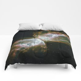 The Butterfly Nebula Comforters