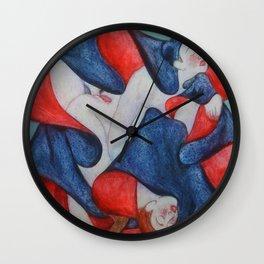 Shunga Wall Clock