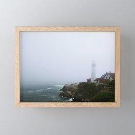 Shaded Seas Framed Mini Art Print